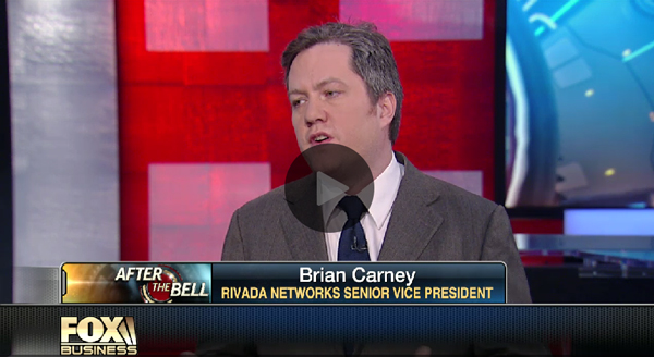 Brian Carney - Fox Business